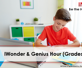 Be the Helper Webinar Series—Support Ohio's Remote Learning with Quality Content from INFOhio: IWonder & Genius Hour (Grades 4-10)