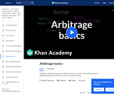 Finance & Economics: Arbitrage Basics