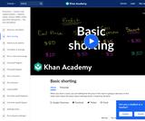 Finance & Economics: Basic Shorting