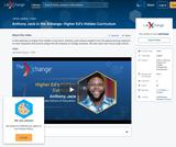 Anthony Jack in the Xchange: Higher Ed's Hidden Curriculum