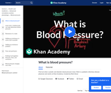 Healthcare and Medicine - The Heart: Blood Pressure