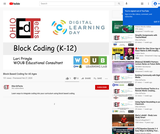 Block Based Coding for All Ages