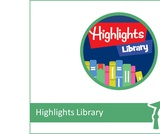 INFOhio Learning Pathways Class: Highlights Library