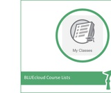 INFOhio Learning Pathways Class: BLUEcloud Course Lists