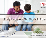 Be the Helper Webinar Series—Support Ohio's Remote Learning with Quality Content from INFOhio: Early Learners Go Digital (Ages 3-5)