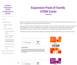 Family STEM Extension Pack