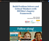 Build Problem Solvers and Critical Thinkers with INFOhio's Inquiry Framework