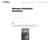 Buttons: Statistical Questions