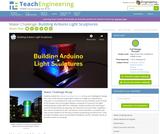 Building Arduino Light Sculptures