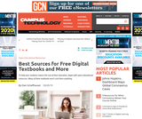 Best Sources for Free Digital Textbooks and More -- Campus Technology