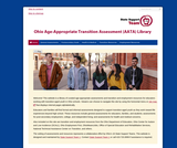 Ohio Age-Appropriate Transition Assessment (AATA) Library