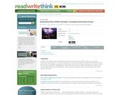 Examining Plot Conflict through a Comparison/Contrast Essay