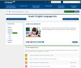 Grade 3 ELA Module 3A