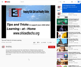 Tips and Tricks for at Home Learning