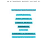Elementary STEM Resources