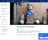 The Colossus of Constantine