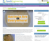 Bacteria Are Everywhere!