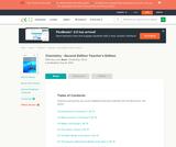 Chemistry (Teacher's Edition)