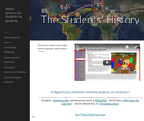 World History for students by students