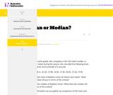 6.SP Mean or Median?