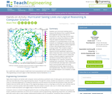 Here Comes the Hurricane! Saving Lives through Logical Reasoning and Computer Science