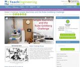 Simple Machines and the Rube Goldberg Challenge