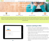 Distance Learning Online Assessments