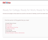 Free College and Career Readiness Test Prep for Ohio Students