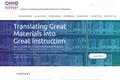 Ohio Curriculum Support Guide