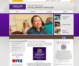 Professional Development Services through Ashland University
