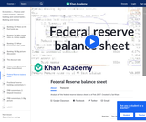Banking, Money, Finance: Analysis of the Federal Reserve Balance Sheet as of February 2007