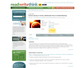 Critical Literacy in Action: Multimodal Texts on Global Warming