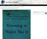 Rationing in World War II
