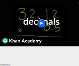 Arithmetic Operations: Multiplying Decimals 5