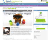 Cool Puppy! A Doghouse Design Project