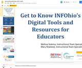 Get to Know INFOhio OETC 2020