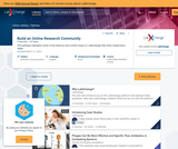 Build an Online Research Community