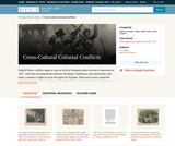 Cross-Cultural Colonial Conflicts