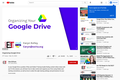 Organizing Google Drive