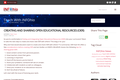Creating and Sharing Open Educational Resources (OER)