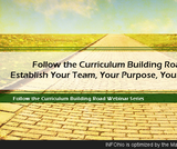 Follow the Curriculum Building Road! Establish Your Team, Your Purpose, Your Process