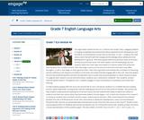 Grade 7 ELA Module 4A
