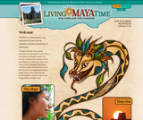Welcome to Living Maya Time