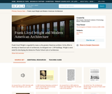 Frank Lloyd Wright and Modern American Architecture